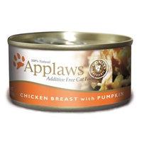 Mpm Products Usa- Applaws Pet AW00019 Applaws Chicken & Pumpkin - 2.47 Oz, Case
