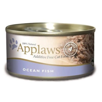 Mpm Products Usa- Applaws Pet AW00041 Applaws Ocean Fish - 5.5 Oz. Case 24