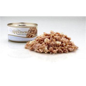 Mpm Products Usa- Applaws Pet AW00043 Applaws Tuna & Cheese - 5.5 Oz. Case 24