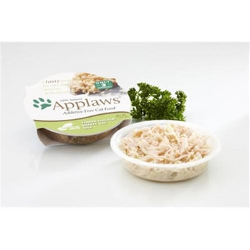 Mpm Products Usa- Applaws Pet AW00072 Applaws Chicken - 2.12 Oz. Case 18