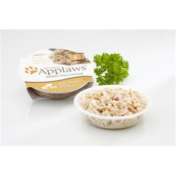 Mpm Products Usa- Applaws Pet AW00073 Applaws Chicken & Duck - 2.12 Oz. Case 18