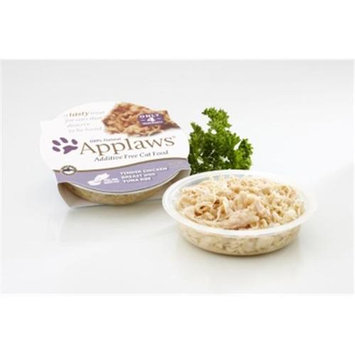 Mpm Products Usa- Applaws Pet AW00074 Applaws Chicken & Tuna - 2.12 Oz. Case 18