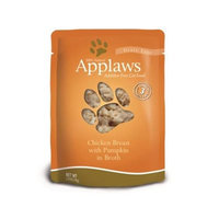 Mpm Products Usa- Applaws Pet AW00112 Chicken And Pumpkin - 2.47 Oz. Case 12