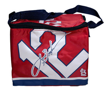 Forever Collectibles MLB Zipper Lunch Bag MLB Team: st. Louis Cardinals