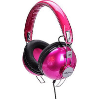 iDance HIPSTER702 Headphones - Purple With Black Trim