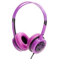 iDance FREE50 Headphones - Purple With Black Trim