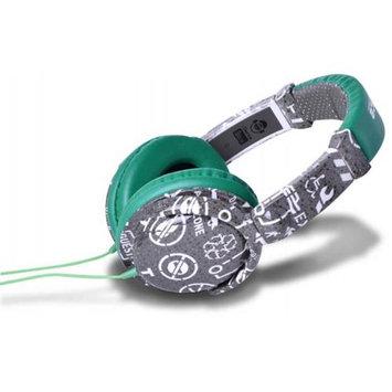 IDANCE IBIZA103 Ibiza Headphones - White Silver