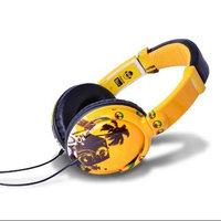 IDANCE IBIZA105 Ibiza Headphones - Yellow
