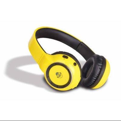 IDANCE BLUE300YL Bluetooth Headphones With Mic - Yellow