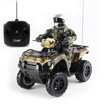 Kidz Tech RC 1:6 Kawasaki Brute Force 750 ATV