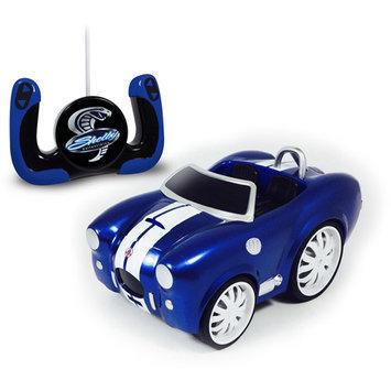 Shelby Cobra Radio-Control Chunky Car, Blue