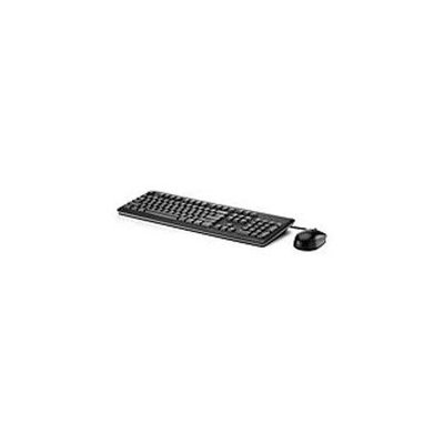 Hewlett Packard H4B80AAABA Stylish USB Kybd Mse