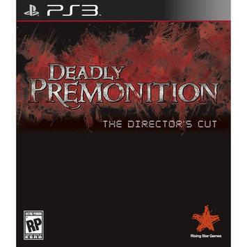 Aksys Games Deadly Premonition Directors Cut [move Compatible]