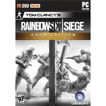 Ubi Soft Tom Clancy's Rainbow Six Siege - Gold Edition - Windows