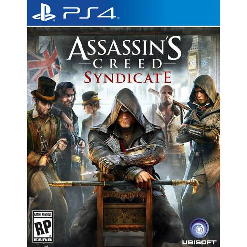 Ubi Soft Assassin's Creed Syndicate - Playstation 4