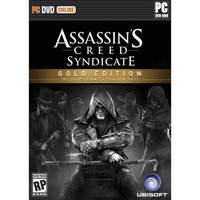 Ubi Soft Assassin's Creed Syndicate - Gold Edition - Windows