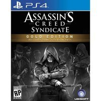 Ubi Soft Assassin's Creed Syndicate - Gold Edition - Playstation 4