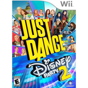 Ubi Soft Just Dance: Disney Party 2 - Nintendo Wii