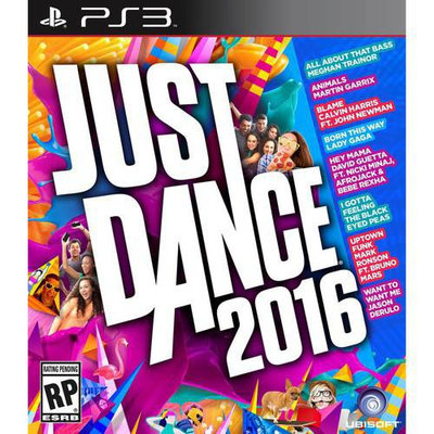 Ubi Soft Just Dance 2016 - Playstation 3