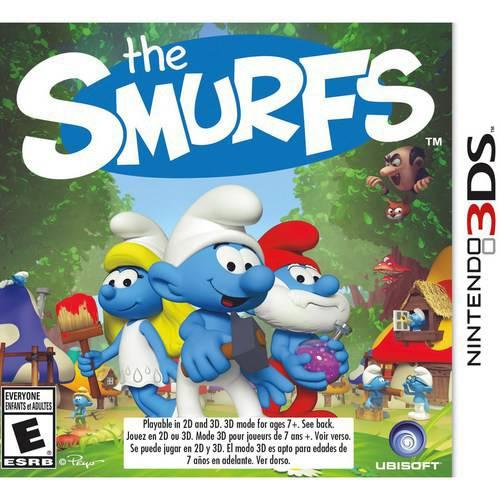 Ubisoft The Smurfs for Nintendo 3DS