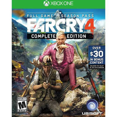 Ubisoft Far Cry 4: Complete Edition (Xbox One)
