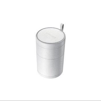 Samsung NX Mini Leather Lens Case, White