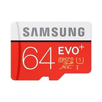 Samsung MB-MC64DA/AM 64GB Microsd Evo Plus Flsh