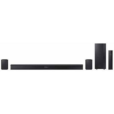 Samsung HW-J470 - sound bar system - for home