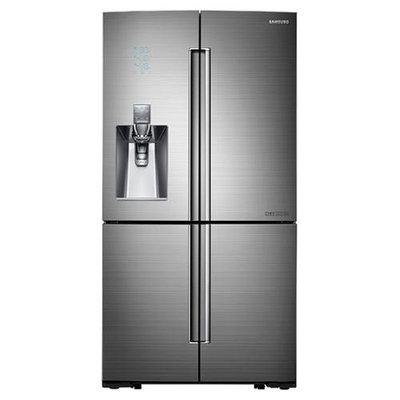 Samsung 24 Cu. Ft. Stainless Steel Counter Depth French Door Bottom Freezer Refrigerator