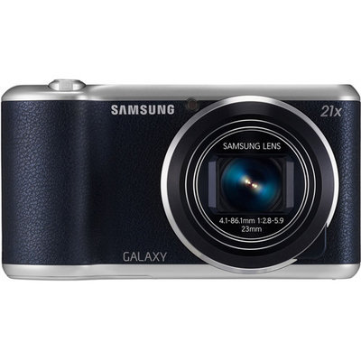 Samsung Galaxy GC200 Digital Camera, 16.3MP, 21x Optical Zoom, 8GB Memory, Full HD 1920x1080 Video, 4.8