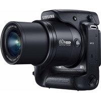 Samsung WB2200F 16.4 Megapixel Bridge Camera - Black