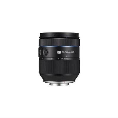 Samsung EX-S1650ASB/US 16-50mm f/2-2.8 S ED OIS Lens