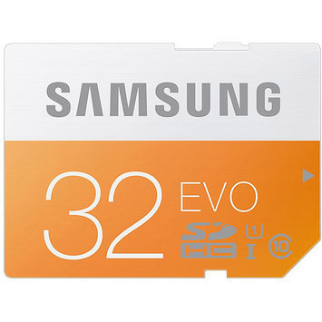 SAMSUNG 32GB Secure Digital High-Capacity (SDHC) Flash Card