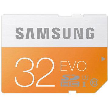 SAMSUNG 32GB Secure Digital High-Capacity (SDHC) Flash Card