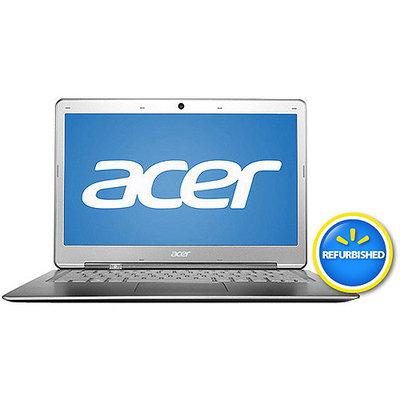 Acer America Refurbished Acer Black 13.3