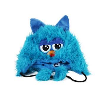 Bioworld Furby Big Face Juniors Blue Laplander Hat
