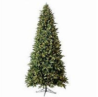 Member's Mark 9ft Pre-Lit Norway Spruce Christmas Tree