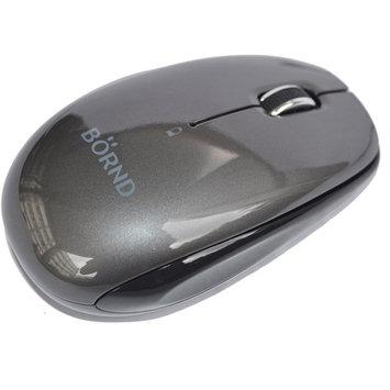 BORND C170B Blue Bluetooth Wireless Optical Mouse