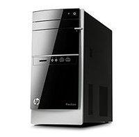 Hewlett Packard HP Pavilion 500-217c Desktop Computer, AMD A8-6500, 8GB Memory, 1TB Hard Drive