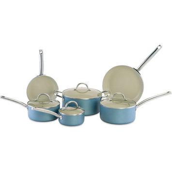 Cerastone Earth Series 10-pc. Nonstick Ceramic Cookware Set