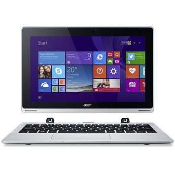 Acer America Acer Aspire Sw5-171-39lb Tablet Pc - 11.6 - In-plane Switching [ips] Technology - Wireless Lan - Intel Core I3 I3-4012y 1.50 Ghz - 4GB RAM - 128GB Ssd - Windows 8.1 64-bit - Hybrid - (nt-l69aa-003)