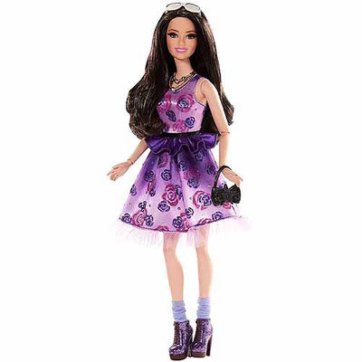 Recaro North Style in the S9otlight Raquel Doll