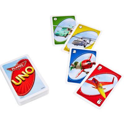 Mattel Disney Planes: Fire & Rescue UNO Card Game