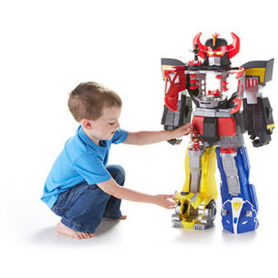 Fisher Price Fisher-Price Imaginext Power Rangers Morphing Megazord