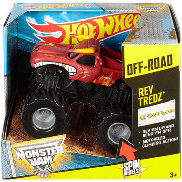 Hot Wheels Monster Jam Rev Tredz, El Toro Loco
