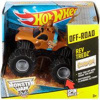 Hot Wheels Monster Jam Rev Tredz, Scooby