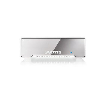 AKiTiO Neutrino Thunderbolt Edition 1TB HDD Portable Drive, Up to 10Gbps Data Transfer