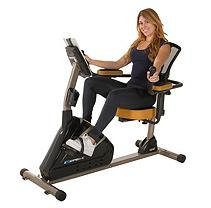 Exerpeuticmagnetic Recumbent Bike Exerpeutic 4000 Mobile App Tracking Magnetic Recumbent Bike