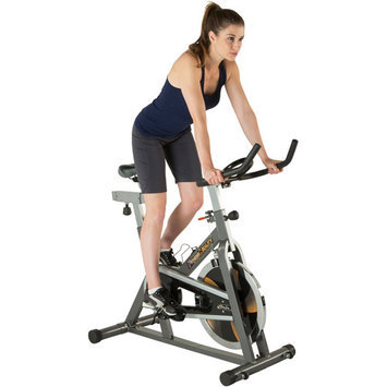 Fitness Reality S475 Wide Steel Frame Multi-Grip Indoor Training Cycle