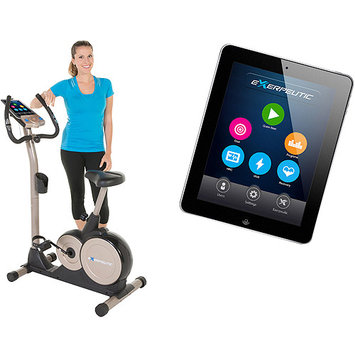 Exerpeutic 3000 Magnetic Upright Bike